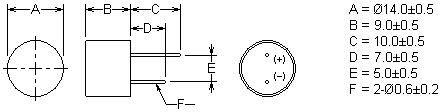 Open Structure Ultrasonic Sensor TA0040142T-R_1