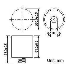 Distance Sensor TA0040KA_2