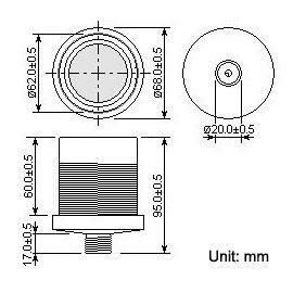 Distance Sensor TA0040KB_1