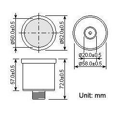 Distance Sensor TA0040KC_1