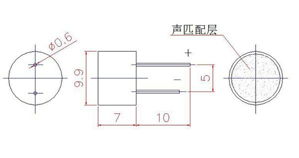 Distance Sensor TA0300KC_1
