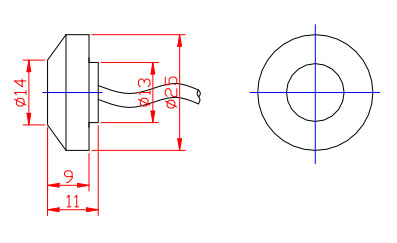 Gas Flow Sensor TG0145KC_1