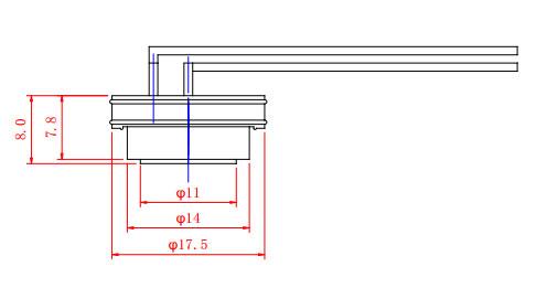 Gas Flow Sensor TG05005_1