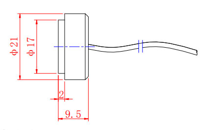Liquid Flow Sensor TL1000KA_1